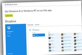 dropbox windows dropbox now available for windows 8 news18