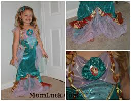Ariel Clothes For Toddlers Deluxe Little Mermaid Princess Toddler Girls Costume Butterfly
