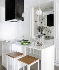 cuisine classique chic un appartement au charme classique indémodable madame décore