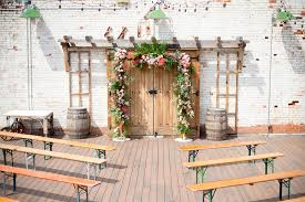 wedding arches okc whimsical oklahoma city wedding ruffled
