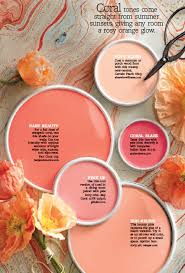color 101 how to use the color wheel coral coral paint colors