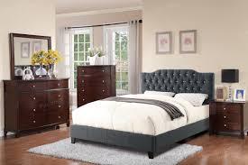 poundex associates item f9333q queen size platform bed frame queen size platform bed frame