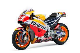 motor honda cbr mega galeri wallpaper repsol honda rc213v motogp musim 2017