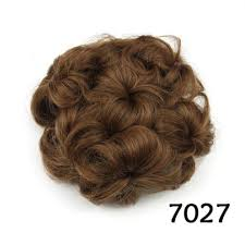 chignon maker vogue women synthetic curly hair bun chignon maker buy chignon