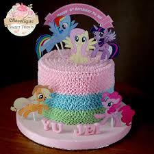 pony cake my pony cake for yu jei chocolique