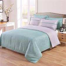 Comforter Set Uk Enthralling 8 Piece Blanca Aqua Comforter Set Queen 5 To
