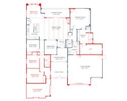 Mandalay Bay Floor Plan by Manzanita At Highlands Ranch Mandalay Homes