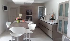 cuisine chaleureuse contemporaine cuisine aménagée réalisations aix en provence