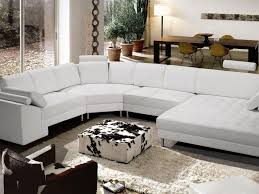 Reclining Sofa Bed Sectional Black Leather Sectional Recliner And Sleeper Med Art Home Design