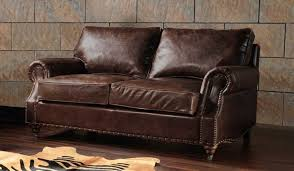 burlington antique leather 2 seater sofa luxury delux deco