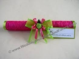 Scroll Invitations Diy Dubai Uae Wedding Invitations Shipping Cost