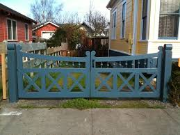 custom victorian style wooden gates by top notch carpentry inc