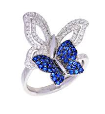 butterfly rings diamond images Unique engagement ring pictures lovetoknow jpg