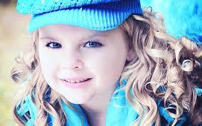 cute baby blue eyes dress wallpaper dreamlovewallpapers