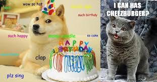 Birthday Cake Dog Meme - diy meme cakes with free printables