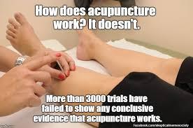 Acupuncture Meme - skeptical meme society home facebook