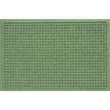 bungalow flooring bungalow flooring aqua shield squares light green 17 5 in x 26 5