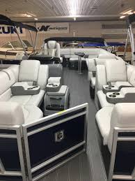 Aqua Patio Pontoon by 2018 Aqua Patio Ap225ul For Sale In Culver In Culver U0027s Portside