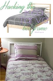 ikea bed hack an ikea tarva bed hack the birch cottage