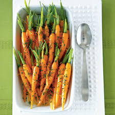 baby carrots with dill butter and lemon recipe myrecipes
