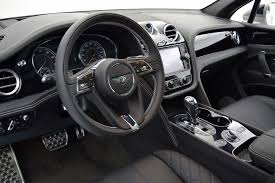 bentley steering wheels 2017 bentley bentayga w12