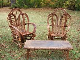 Lewis Drake And Associates  Willow Tree Branch Patio Furniture - Tree furniture