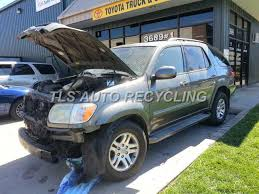 06 toyota sequoia parting out 2006 toyota sequoia stock 3044pr tls auto recycling