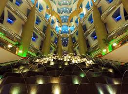 Interior Of Burj Al Arab World U0027s Most Lavish Hotels Photos Inside Burj Al Arab Dubai 7