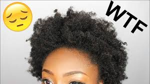 affo american natural hair over 60 i hate my 4c natural hair letstalk youtube