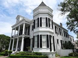 Victorian Style Mansions Victorian Style Mansion In The Garden District Some Geogra U2026 Flickr