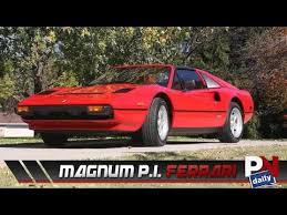 tom selleck 308 the driven by tom selleck in magnum p i is going to