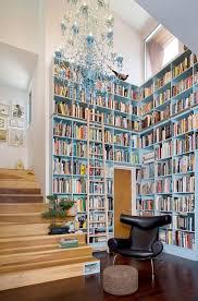 bookshelves linger