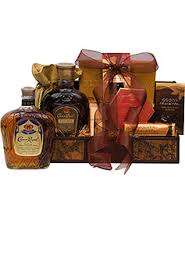 crown royal gift set crown royal canadian whiskey gift basket 176 00 gifts