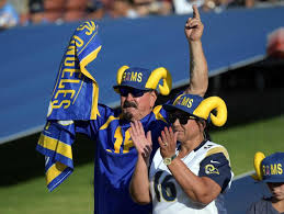 what nfl team has the most fans nationwide 2017 nfl fan base rankings cowboys beat out patriots packers for