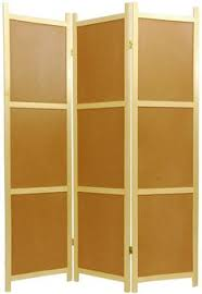 Room Divider Panel by Versailles Home Fashions 1 Panel Bamboo Room Divider From