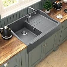 evier cuisine 1 bac evier de cuisine en granite avier a poser granit blanc ka 1 4 mbad