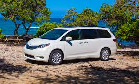 lexus minivan 2015 2015 toyota sienna first drive u2013 review u2013 car and driver