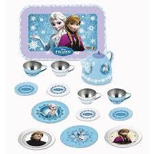 jeux de cuisine service la reine des neiges smoby dinette métal achat vente dinette