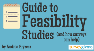 what is a feasibility study and how surveys can help