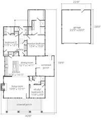 Vintage Southern House Plans Woodward Sl 1876 I U0027m Thinking A Garage Is The Best Way To Go