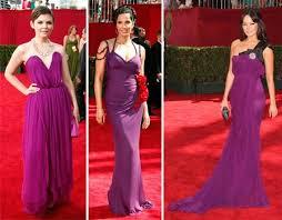 pretty in purple tips u0026 tricks for wearing emmy u0027s best color