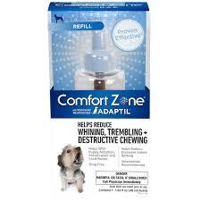 calming collar adaptil adjustable calming dog collar petco