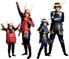 samurai halloween costume be a samurai with this cardboard armor adafruit industries