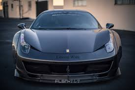 ferrari 458 liberty walk lb performance liberty walk ferrari 458 italia front sssupersports