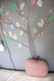 stickers arbre chambre bébé sticker bohemia arbre à motifs l mimi lou file dans ta chambre