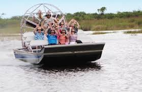 fan boat tours miami home wooten s everglades airboat tours