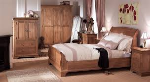 French Oak Room Design Bedroom Furniture Classic Home Decoration - Classic home furniture