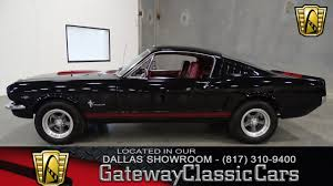 1957 mustang fastback 1965 ford mustang fastback stock 234 gateway cars of