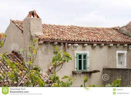 old house u0027s rooftop stock photo image 44056316