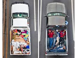bed of truck mexican carpoolers a photographer s view of truck bed commuters